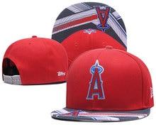 MLB Los Angeles Angels Adjustable Snapback Baseball Caps running cap Boston Red  Sox hat 197413971a6