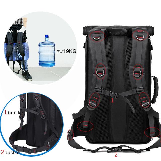 Men's Waterproof Travel Backpack