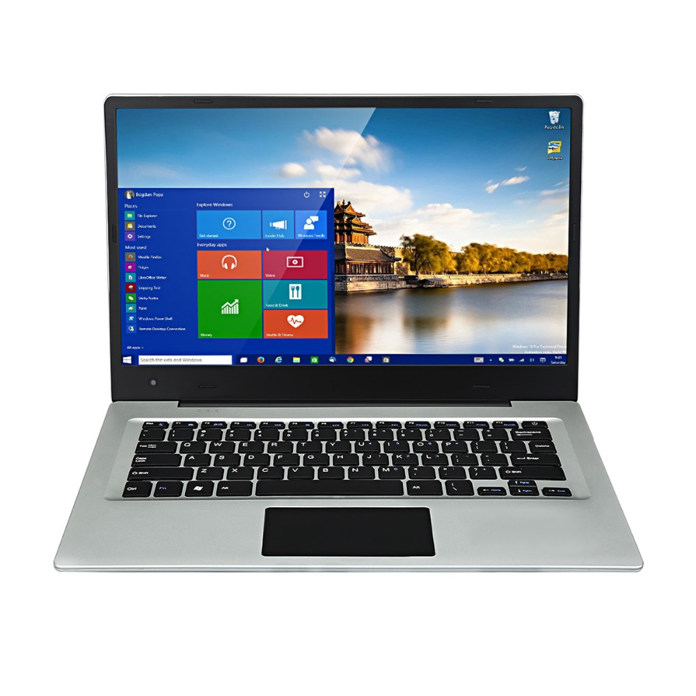 Jumper EZBOOK 3 s 14.1 pouce 1920*1080 Windows 10 Maison Intel Celeron Processeur N3450 Quad Core 1.1 ghz 6 gb RAM 256 gb SSD Ordinateur Portable NOUS