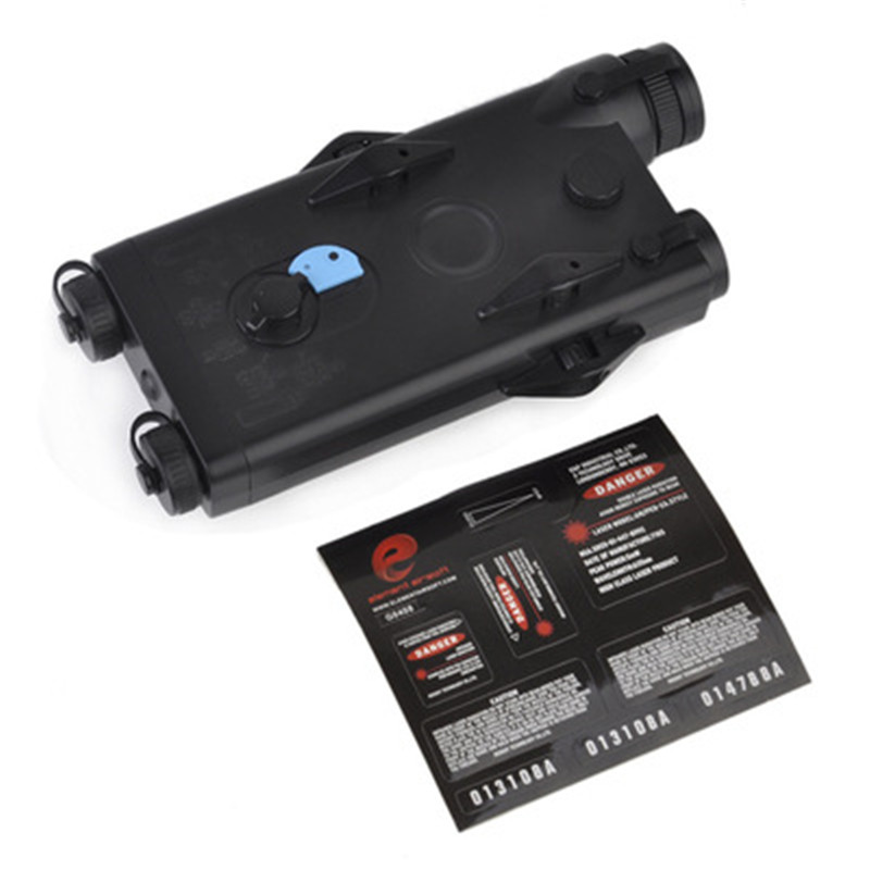 Element Airsoft  Red laser Battery Box for Military Enthusiasts Tactical Flashlight Weapon Adventure Hunting Outdoor Activities