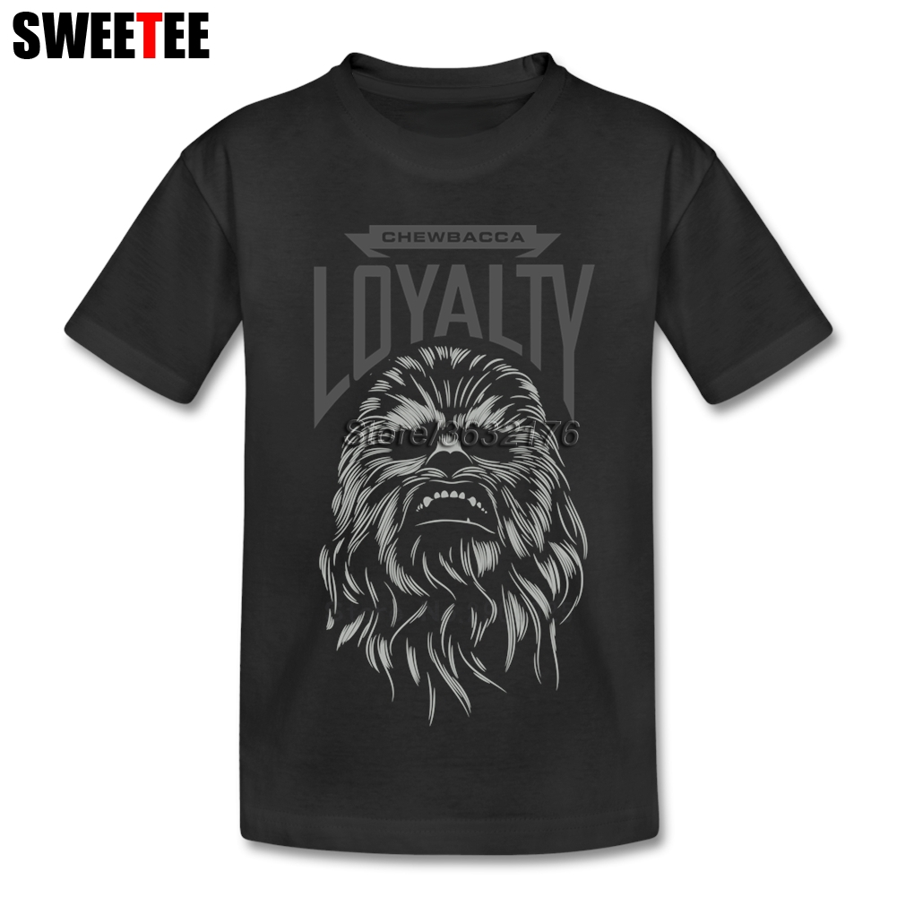 Chewbaccas Home childrens T Shirt Cotton Short Sleeve O Neck Tshirt Garment Boys Girls 2018 Fashion T-shirt For Kids