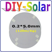 Solar 0.2*5.0mm 120m/Kg Ribbon