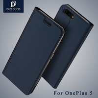 Oneplus 5 Case Dux Ducis Brand Wallet Leather Case One Plue 5 Case Oneplus5 Stand Flip