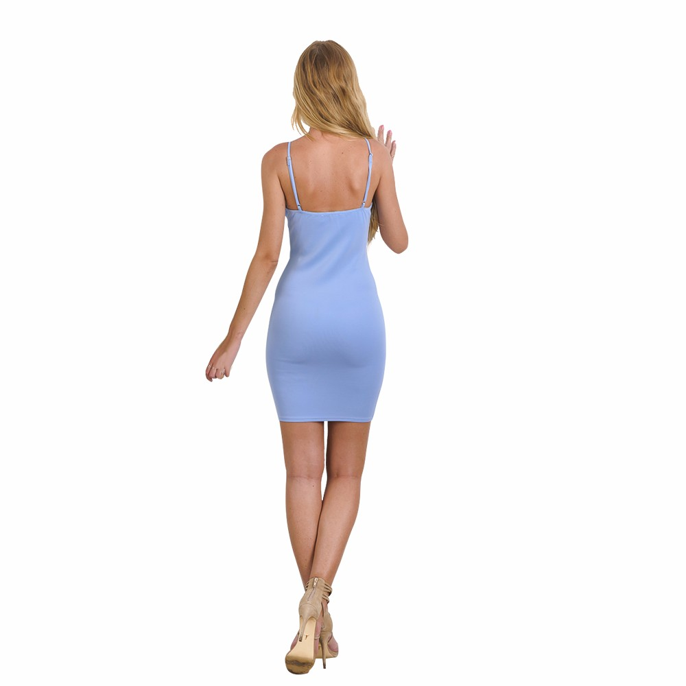 HTB1UtoPLXXXXXazXpXXq6xXFXXXO - Sexy Backless Halter Women Summer Dress Deep V-neck PTC 195