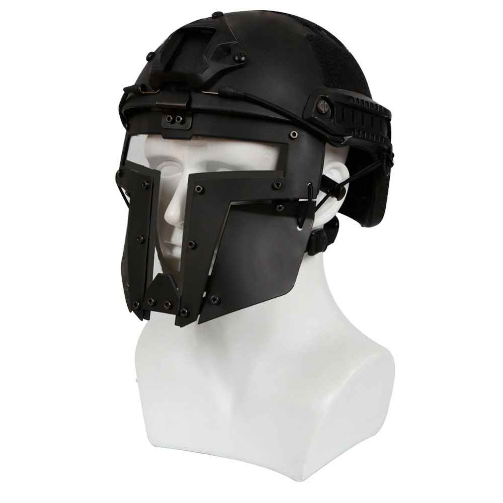 Tactical Airsoft Mask Half Lower Face Metal Steel Net Hunting Protective Prop For Paintball Military Army CS Mask