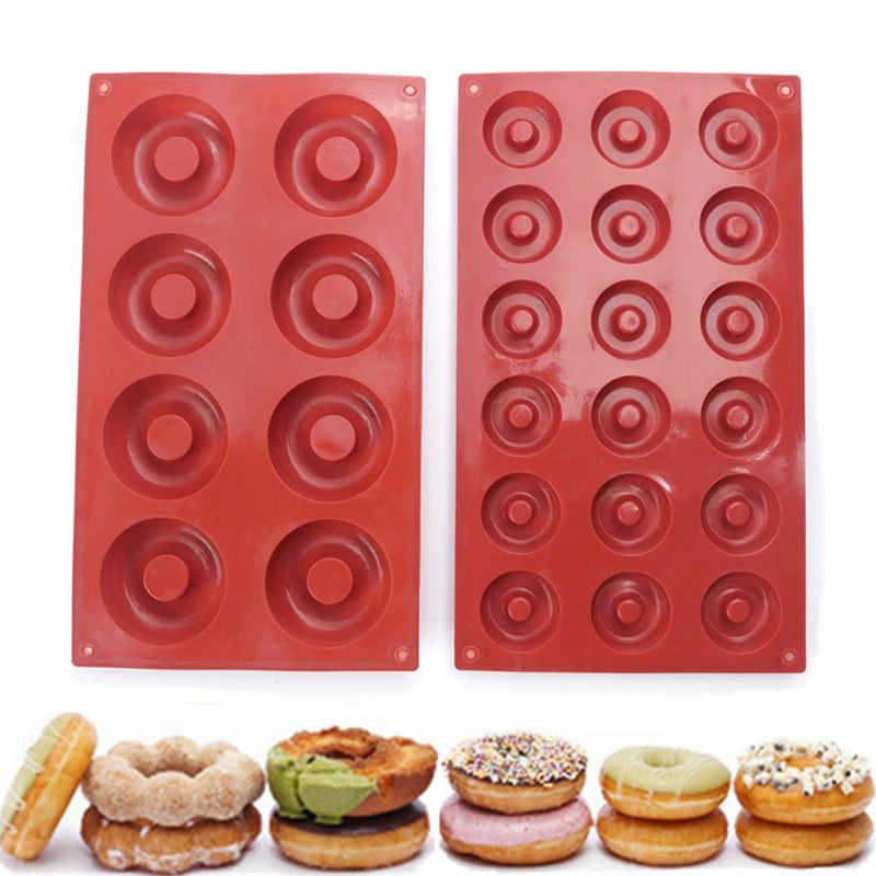 DIY пончик производитель антипригарная выпечка кондитерские изделия Печенье шоколадная форма кексы форма для десерта инструменты