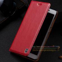 Ретро Натуральная Кожа Flip Стенд Case Для Xiaomi Redmi Note 4X Note4x 5.5 «роскошный Кожаный Магнитный Чехол и Держатель Карты