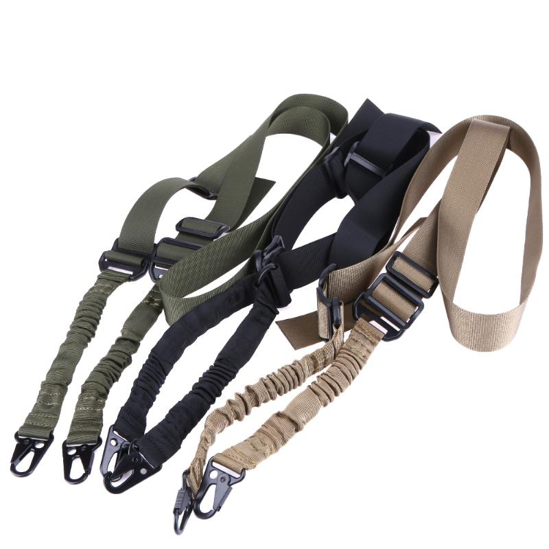 Multi-function Nylon Single Point Sling Bungee Strap Safe Rope CS Game Belt Strap for Ai ...