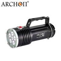 ARCHON DG60 WG66 Goodman Handle Diving Light XM L2 LED 5000lm Rechargeable Li ion Battery Pack technical Scuba Dive Torch