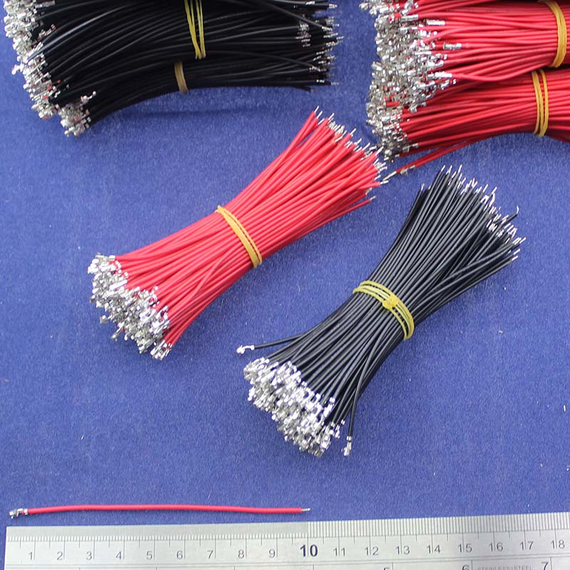 100pcs Vinyl Female Wire Terminal Blue 16 14 Ga AWG Quick Disconnect ...