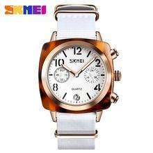 New SKMEI Luxury Fashion Women Watch Women Quartz Wristwatch