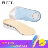 ELEFT Arch support plat pieds semelles soins des pieds l'arthrite orthopédiques orthèses semelle fasciite plantaire douleur au talon pour femmes hommes