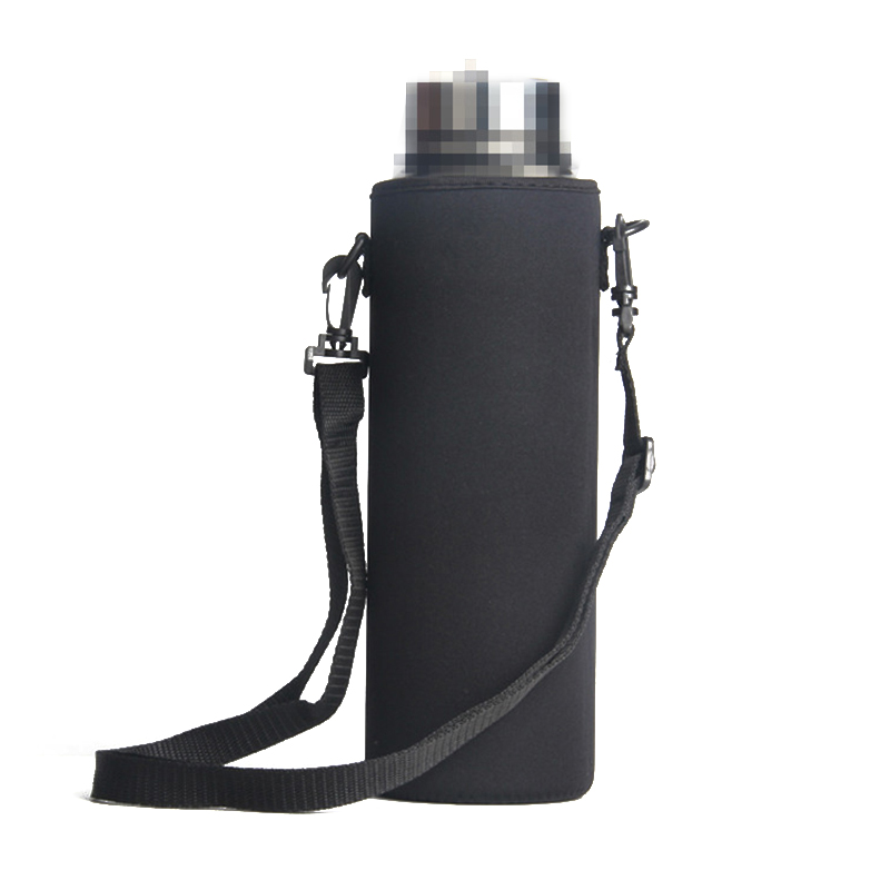 420/550/800/1000/1500ml Portable Neoprene Warm Heat Thermos Bag With Rope Insulation Water Bottle Cup Bags Dropshipping
