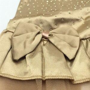 Image 5 - 夏犬服ペット犬の服犬のウェディングドレススカート子犬服の春のファッションジーンズペット服XS XXL