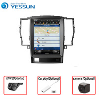 Yessun 2din For TOYOTA CROWN 2008~2012 Android 6.0 Multimedia Player System Car Radio Stereo GPS Navigation Audio Video