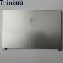 Ноутбук lcd задняя крышка для MSI PS42 PS42064 lcd верхняя крышка чехол 3074B1A132Y31