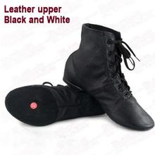 Boots Dance-Shoes Jazz Woman's New Lace-Up for Adult Practice Soft And Light-Weight