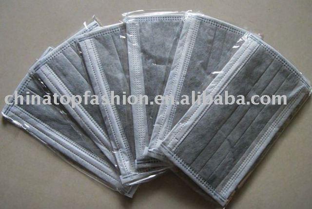 hot sell 50pcs/set free shipping anti radiation pocket mask,mask