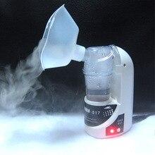 Тихий дом ингалятор для детей ингалятора мини nebulizador automizer по уходу за детьми вдыхать ингалятор ультразвуковой ингалятор