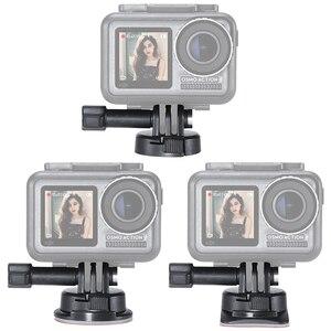 Image 2 - Ulanzi Osmo eylem kamera aksesuarları kiti Gopro adaptör montaj tutucu 3M yapıştırıcı macun Sticker Osmo için eylem