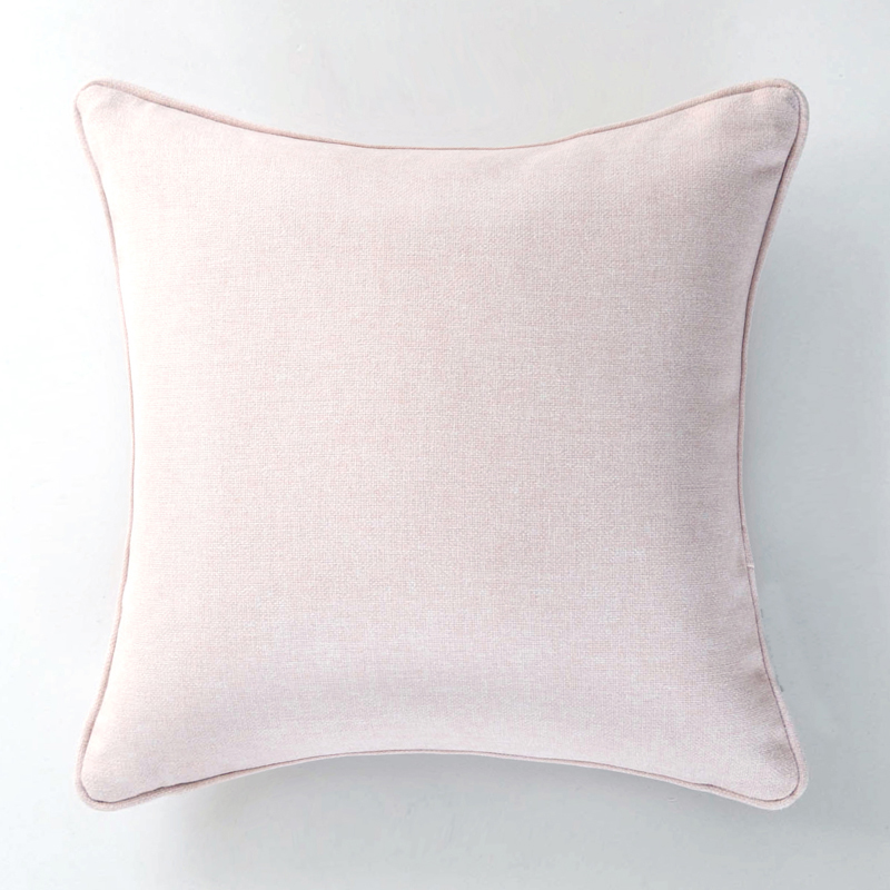 US 16 OFF Nordic Style Light Pink Cushion Cover Pillow Cover Case Sofa Chair Home Decor Without Stuffing In Cushion Cover From Home Garden