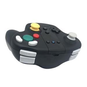 Image 3 - Wireless Pro Game ControllerสำหรับNintendo Switch ControllerสนับสนุนNFC GamepadสำหรับNintend Switch Win 7/ 8/10 คอนโซลจอยสติ๊ก