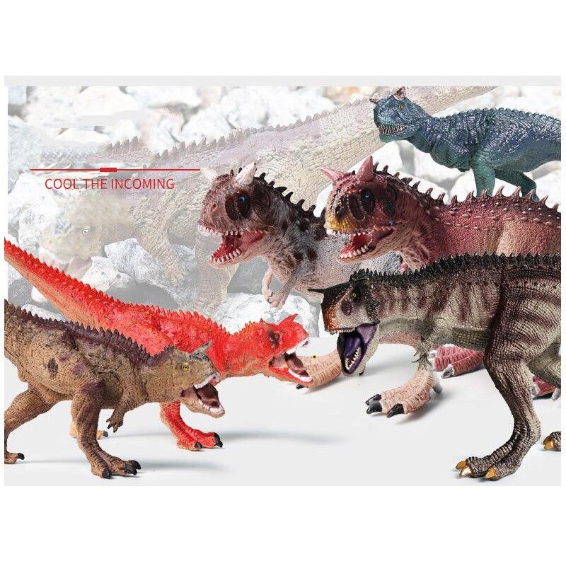 Dinosaurs Carnotaurus Figure Model Toy Jurassic World Park  Boys /& Girls gift