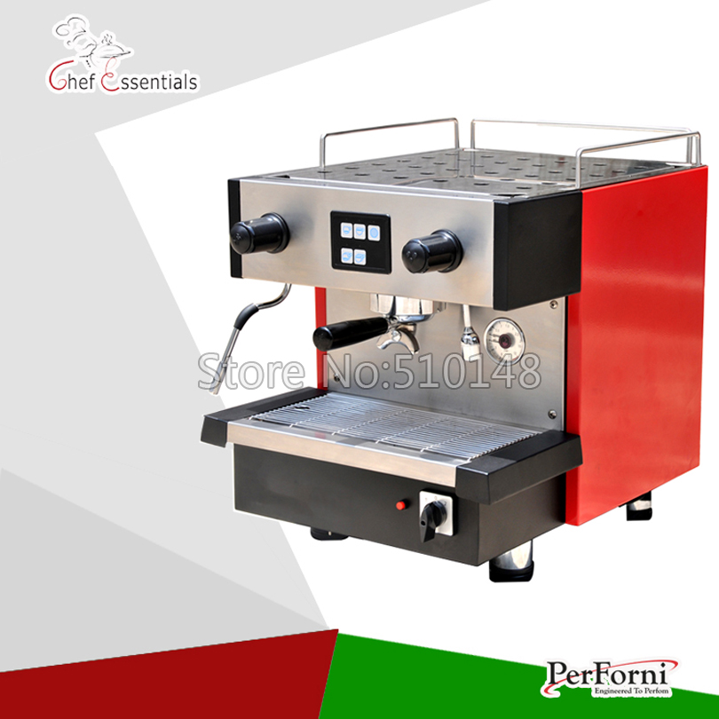 Kt-6.1 Kitsilano High Quality Commercial 6l Copper Dual Boiler Coffee Machine Made In China