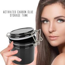 Grafting Eyelash Glue Storage Tank Makeup Tool Activated Carbon Box Sealing Fresh Dehumidification