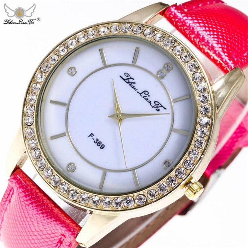 Digital Diamond Dial Leather Strap Ladies Luxury Quartz Watch Relojes Mujer 2017 Women Watches Horloges Vrouwen Megir Clock B356 digital diamond dial leather strap ladies luxury quartz watch relojes mujer 2017 women watches horloges vrouwen megir clock b356