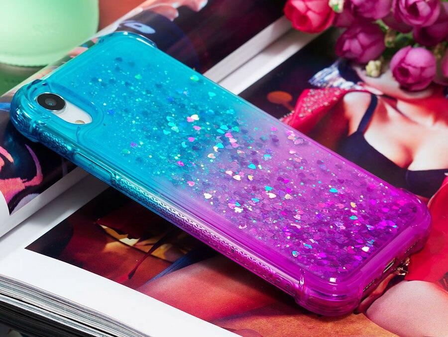 iphone xr Glitter Case (7)