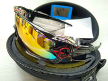 2018 4 Lens Mountain Velo Goggles Polarized Jaw Breaker Sunglasses Men Women MTB sopat Eyewear JBR Sun Glasses with Myopia Frame