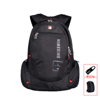 New High Quality Business 16inch Laptop Backpacks Backpack Men Travel Backpack School Students Bags Solid Women