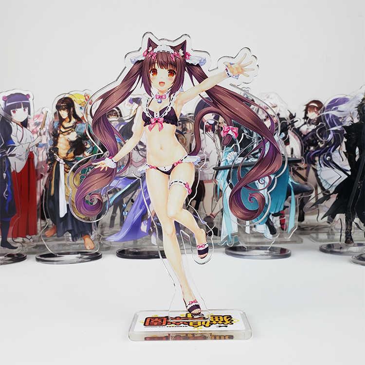 Anime Nekopara Chocolat Vanilla Azuki Cinnamon Shigure