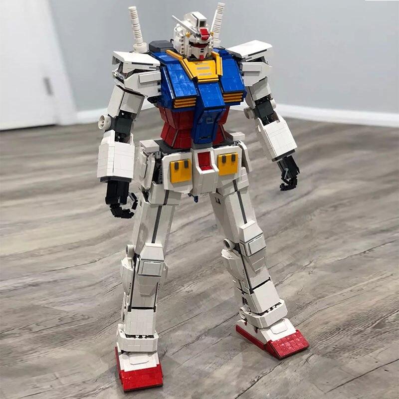 DHL Lepin 26001 série de films le MOC Super Robot guerrier ensemble blocs de construction briques assemblage enfant jouets cadeau de noël Robot modèle