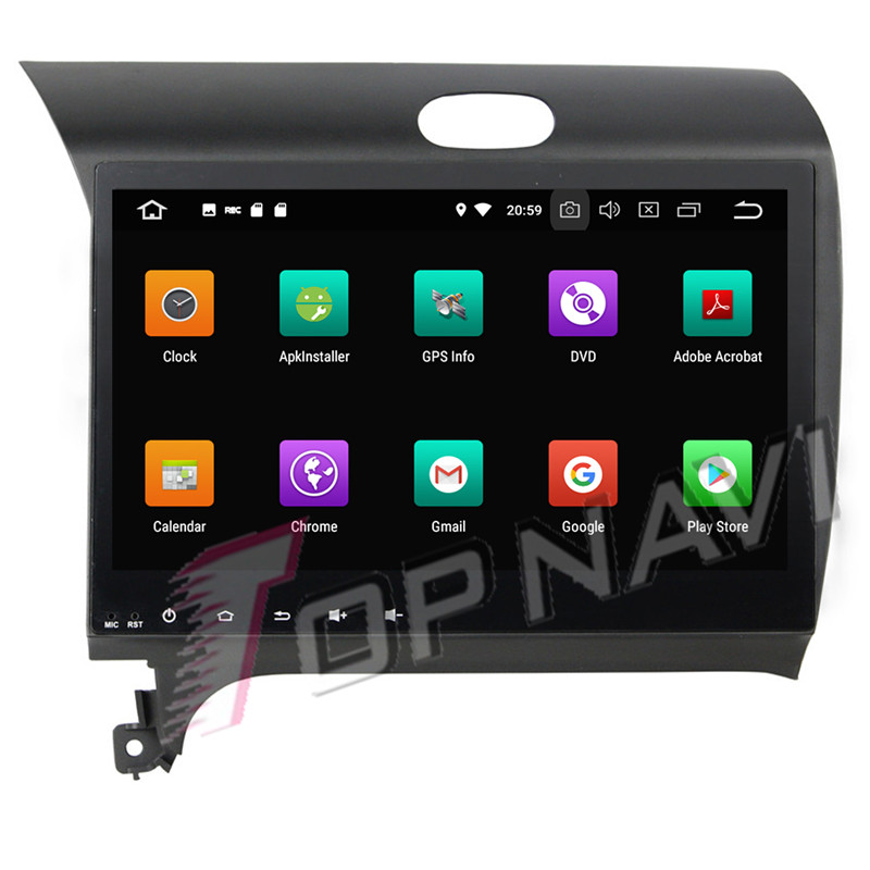 android car gps player For KIA K3 2015