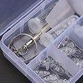2017 High Quality A Box Eyeglass Sunglasses Screw Nut Nose Pad Optical Repair Tool Assortment Set Tools Worldwide Store
