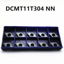 Tungsten Carbide DCMT 11T304 NN LT10 CNC Blade Carbide Insert Milling Insert DCMT11T304 NN LT10