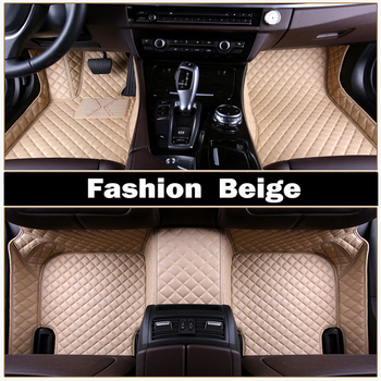 car floor mats for Mercedes Benz M ML GLE class W164 W166 250 300 320 350 400 450 500 550 rugs car styling carpet