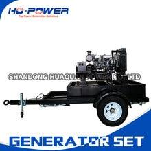 3 фазы 15 кВт Портативный Электрогенератор