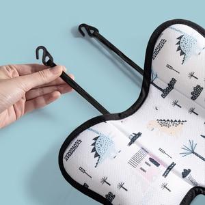 Image 2 - Sunveno аксессуары для детской коляски Удобная крутая подкладка для детской коляски универсальная подушка для сиденья детская подушка для детской коляски