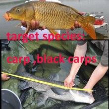 Toppory 340g/Bag Carp Fishing Bait For Herabuna Fishing Taiwan Hand Rod Fishing Hera Dough Bait Black Carp Bait Additives