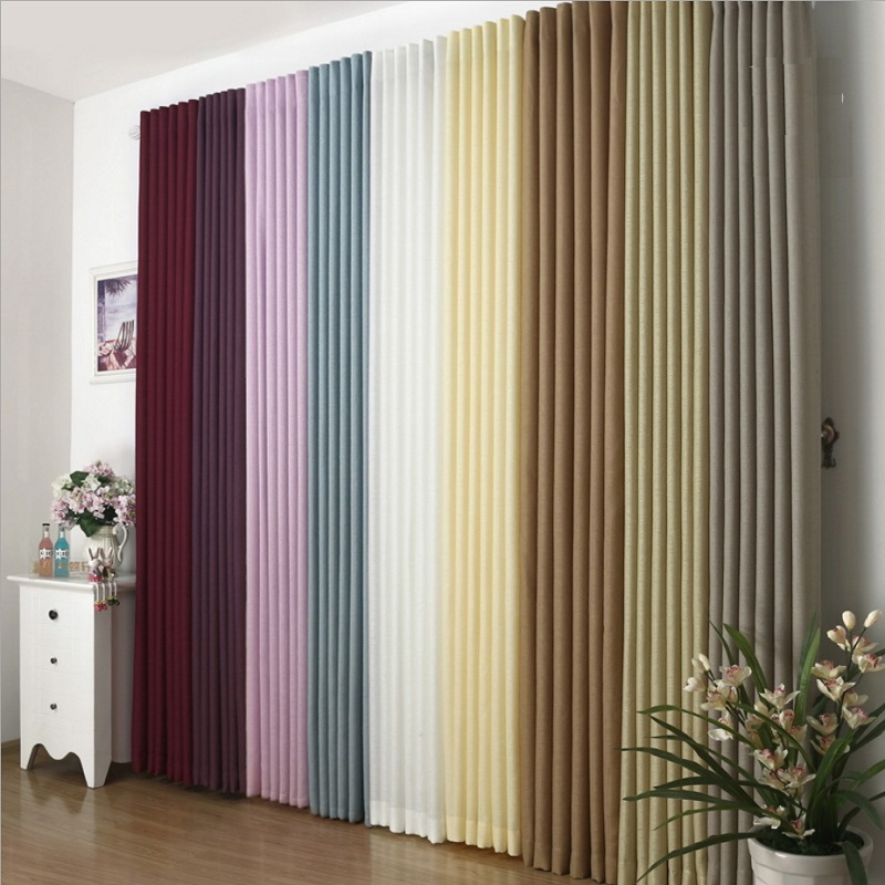 Online buy wholesale translucent curtains from china for Cortinas elegantes