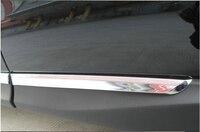자동차 사이드 도어 바디 프로텍터 몰딩 커버 트림 FOR Subaru Forester 2013 2014 2015 2016 by EMS