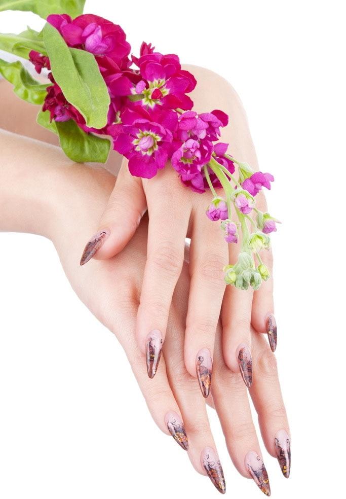 Navi Pro Nail Art Poster Supply Nail Art Studio Poster Nail Art