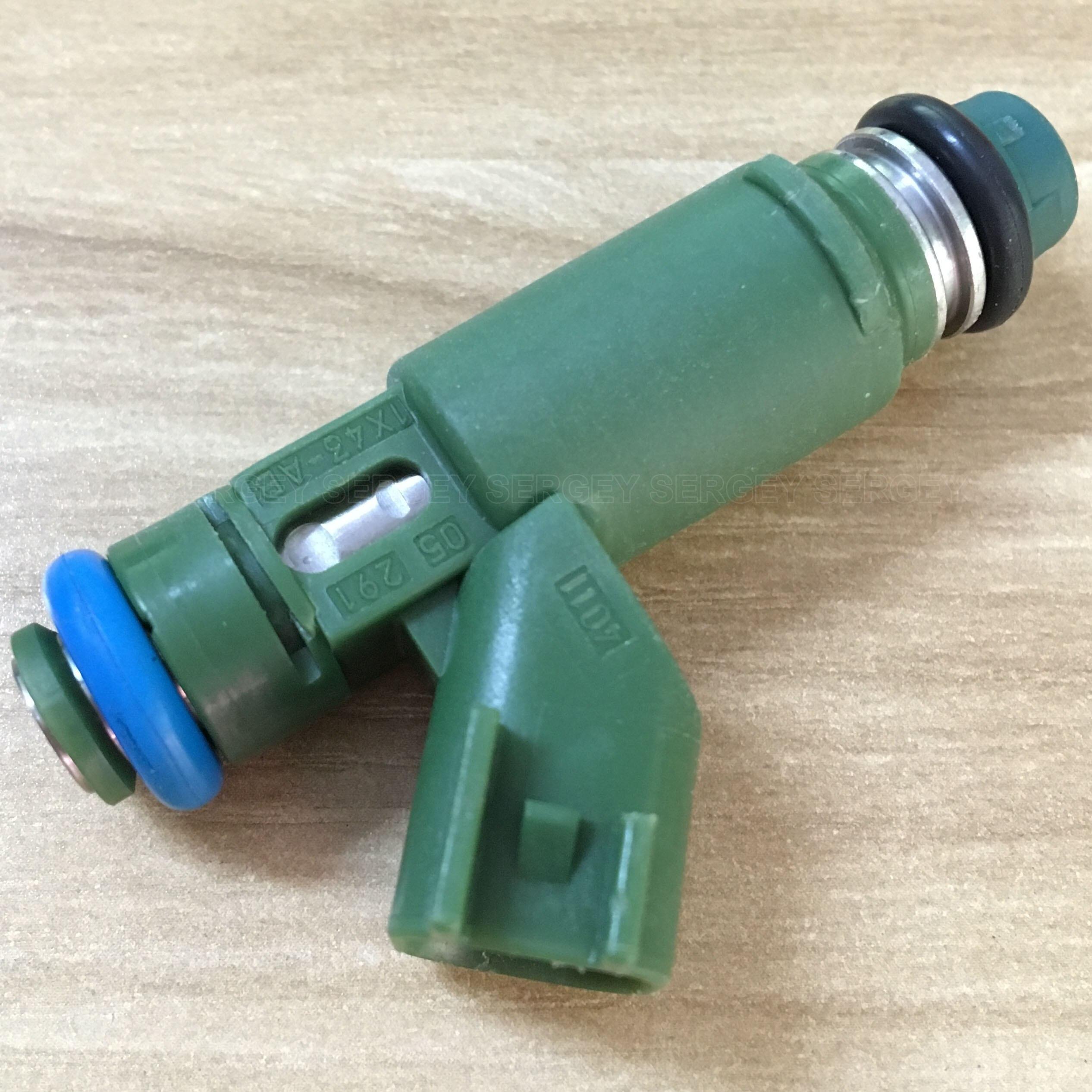 OEM Denso Fuel Injector 1X43-AB FOR 2001-2008 JAGUAR X TYPE 2.5 3.0 V-6 SINGLE