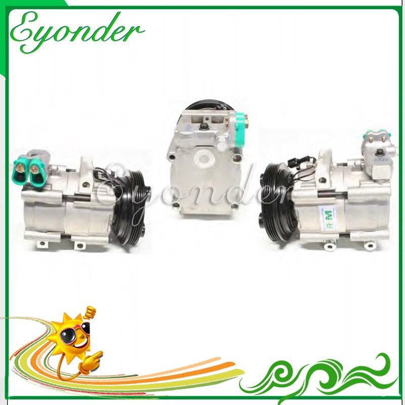 A/C AC Air Conditioning Compressor for HYUNDAI SONATA III Y-3 LANTRA II J-2 1.8 2.0 TIBURON RD 1.6 97701-29000 97701-34072 air conditioning