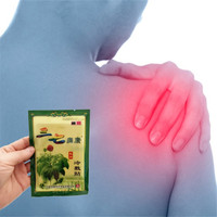 MIYUELENI Far infrared Medical Essential Oil Pain Relief Patches Chinese Traditional Herbal Knee/Neck/Back Pain Reliever Patches Essential Oil
