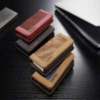 Case For IPHON 5 Case ME Brand Wallet Denim Phone Cases For IPhone 5S Case IPhone