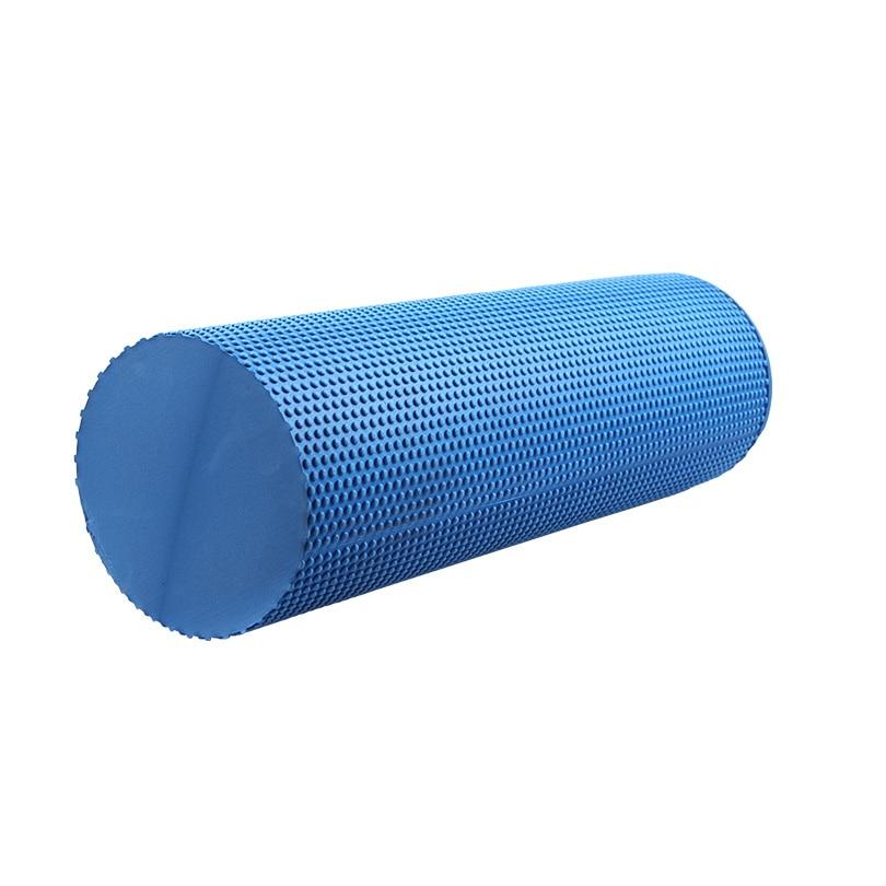 Rouleau de mousse d'eva taille Multiple EVA noyau solide Point rond rouleau de mousse de Yoga Fitness équipement de gymnastique exercice rouleau de mousse de Pilates